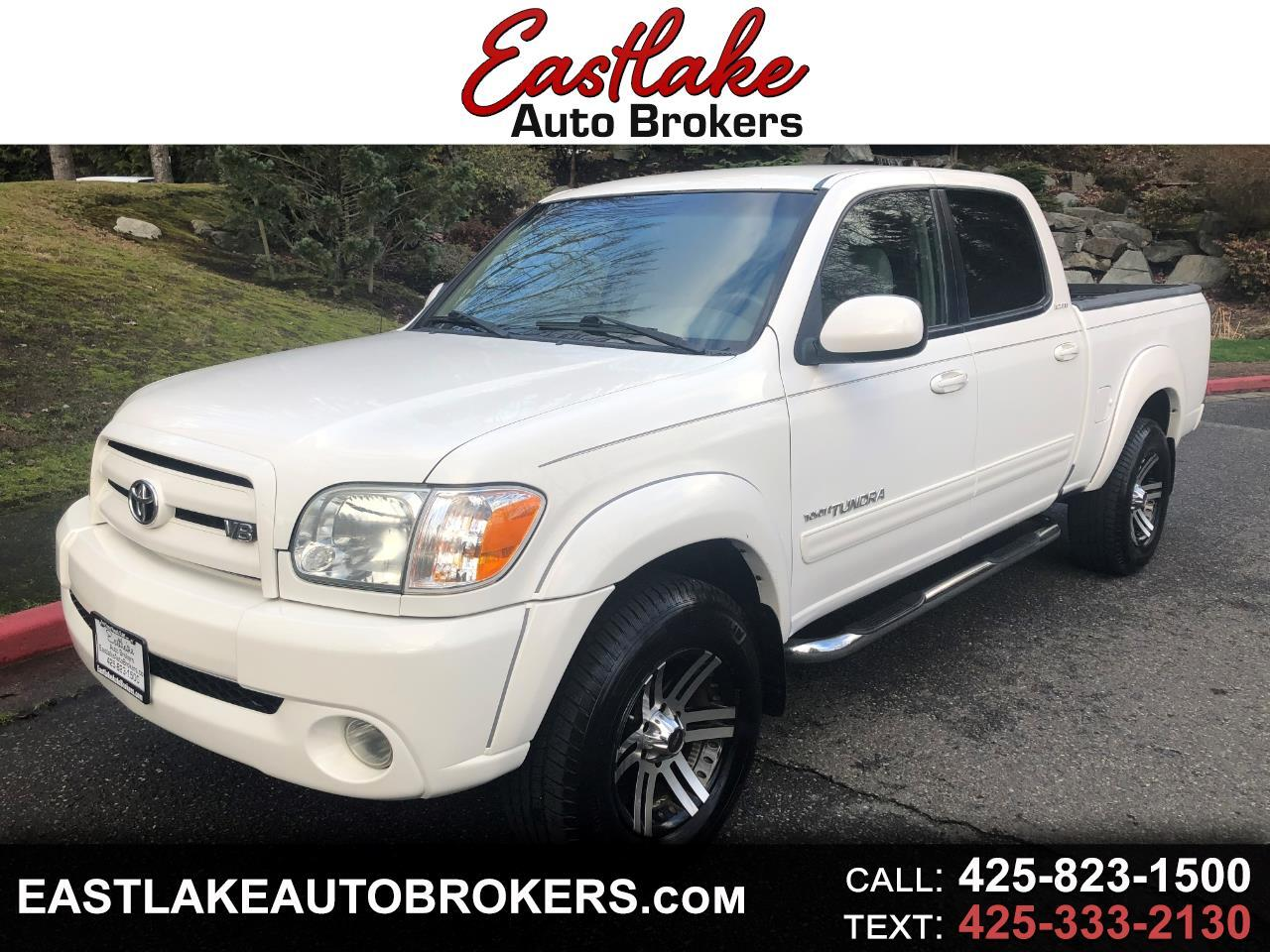 Toyota Tundra Limited Double Cab 4WD 2006