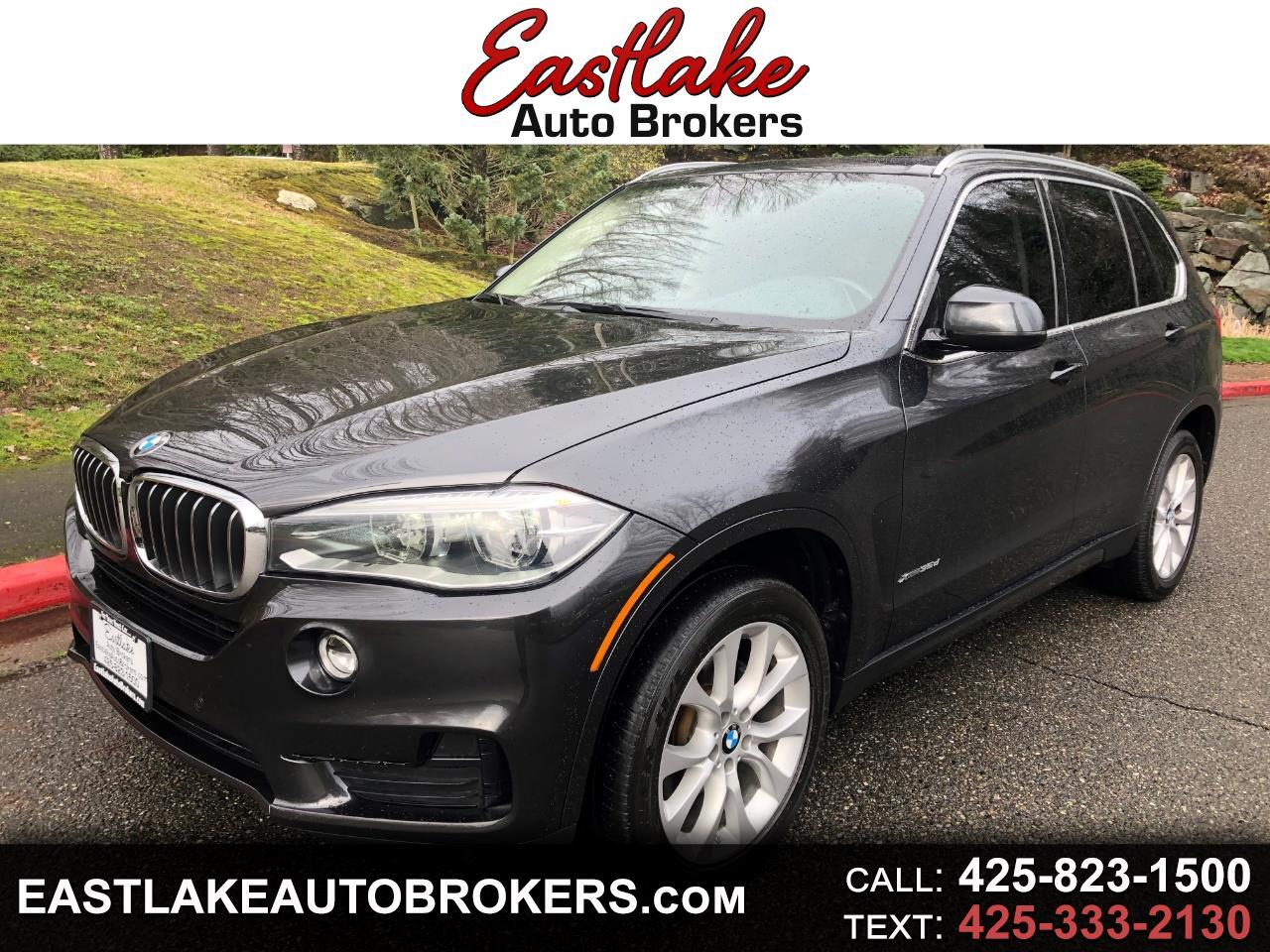 BMW X5 xDrive35id 2014