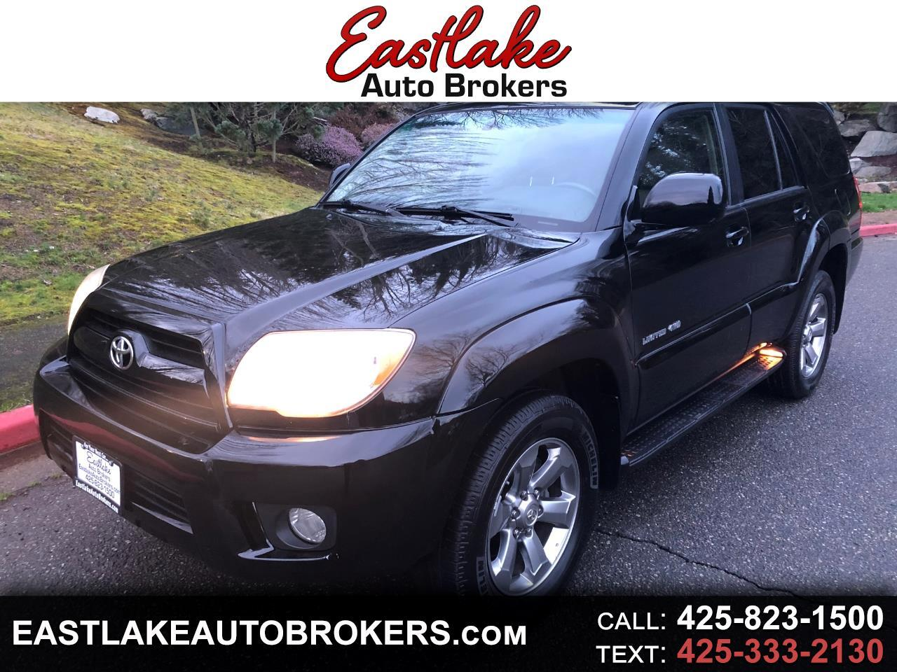 Toyota 4Runner Limited 4WD 2006
