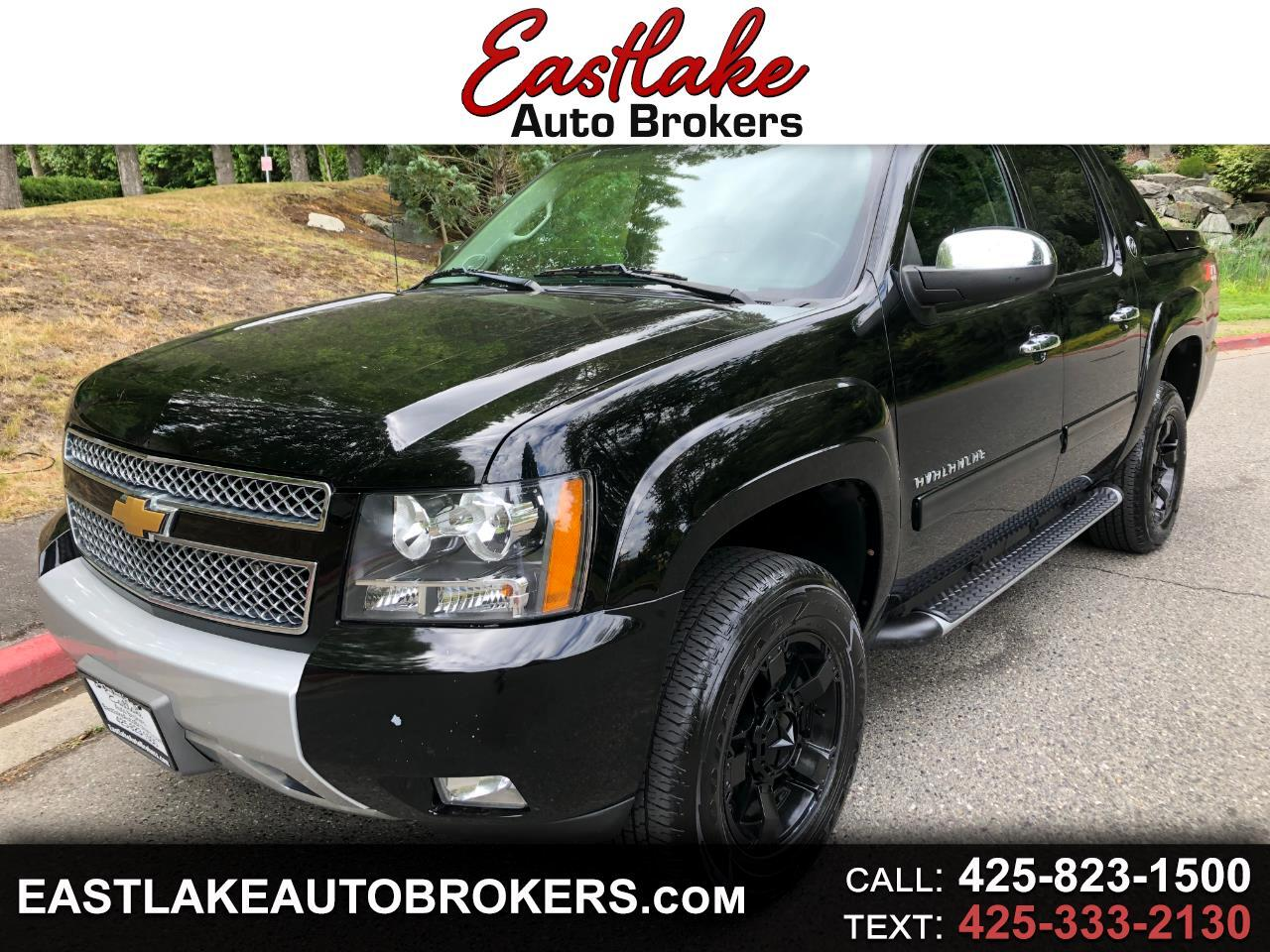 Chevrolet Avalanche LT 4WD 2013