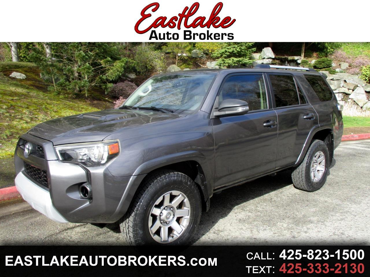 Toyota 4Runner Trail 4WD 2014