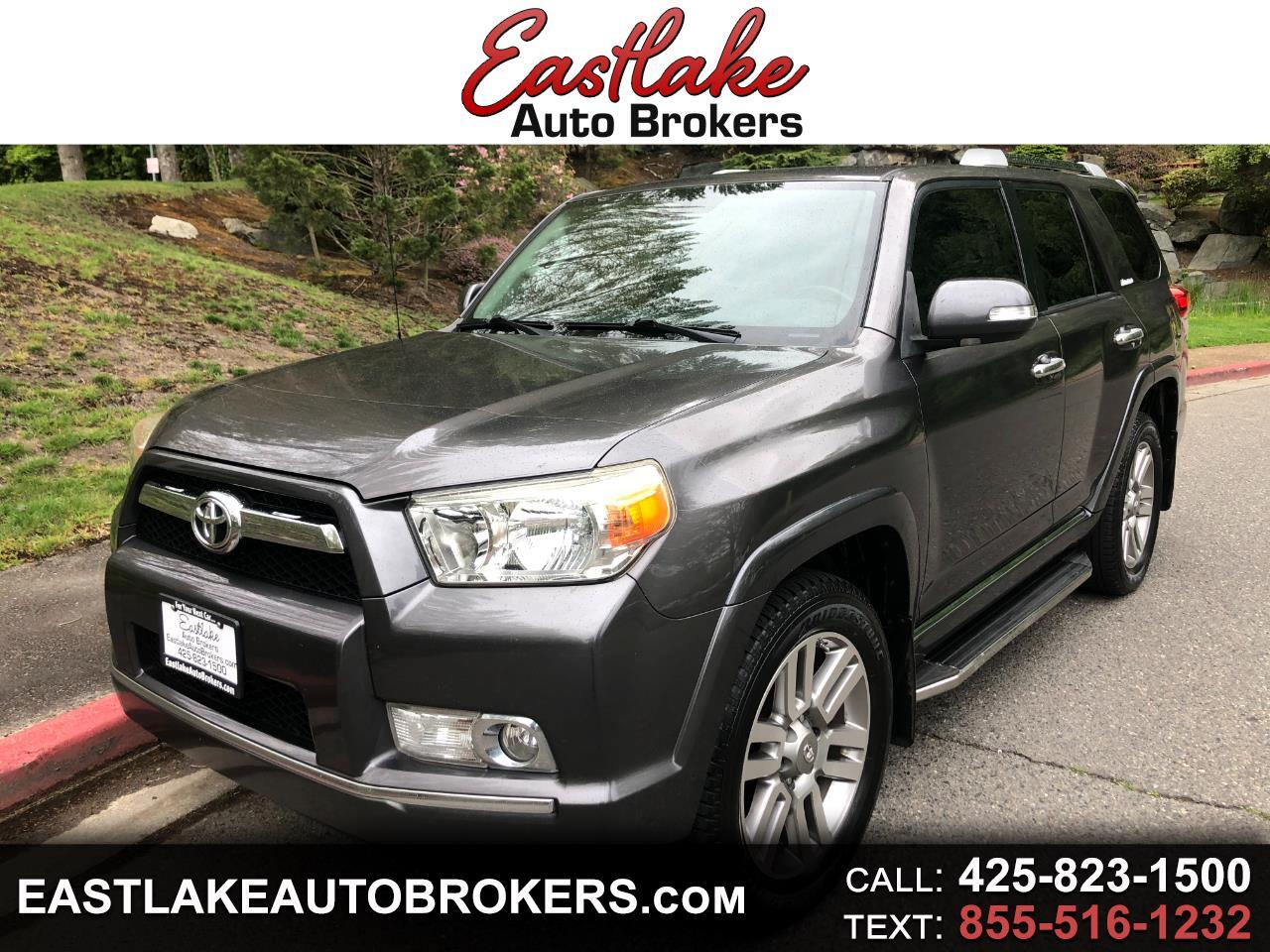 Toyota 4Runner Limited 4WD V6 2013