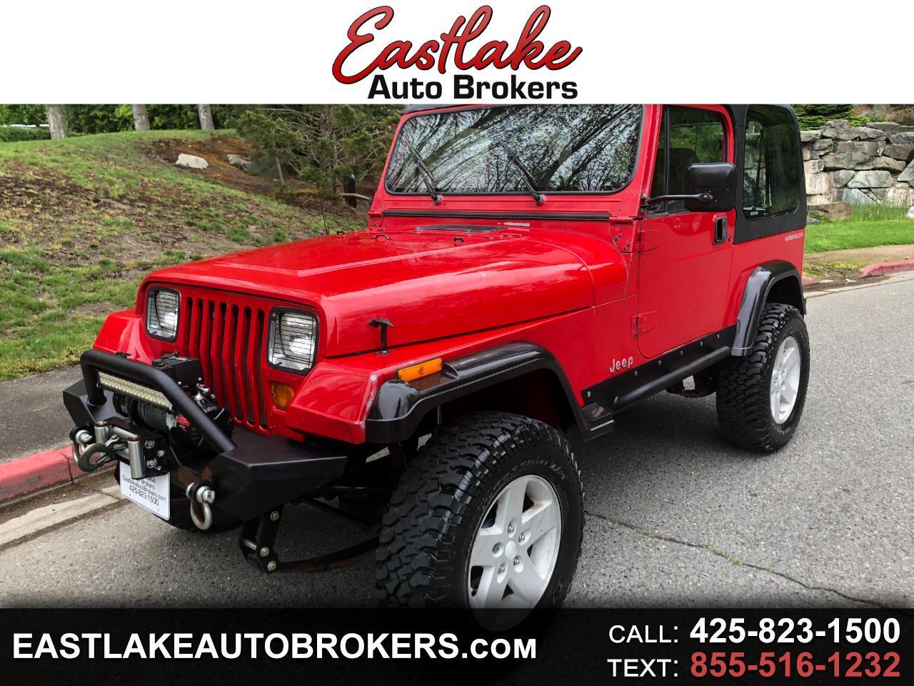 Jeep Wrangler Base 1992