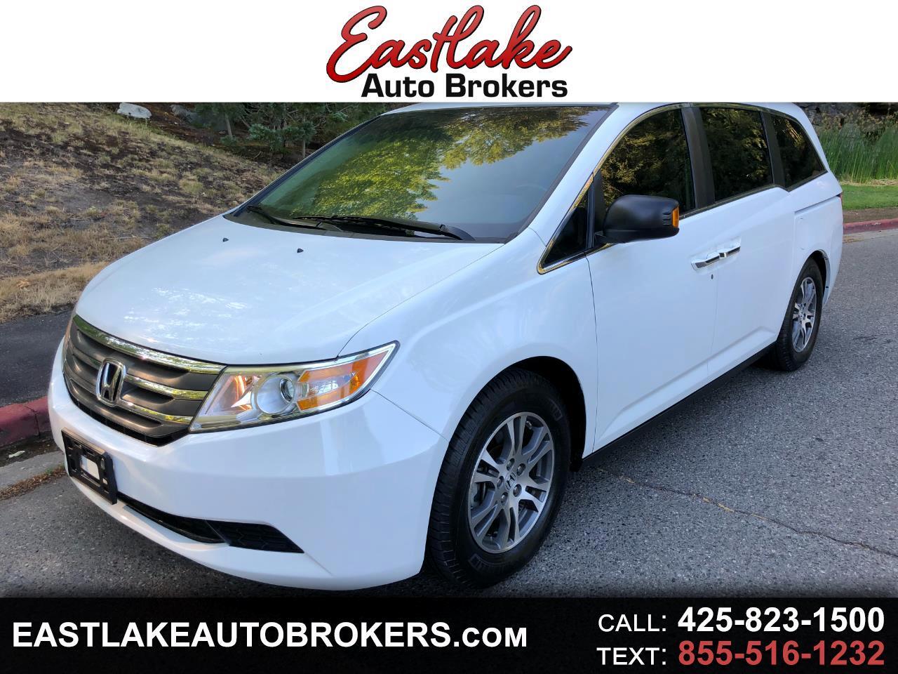 Honda Odyssey EX-L w/ Navigation 2011
