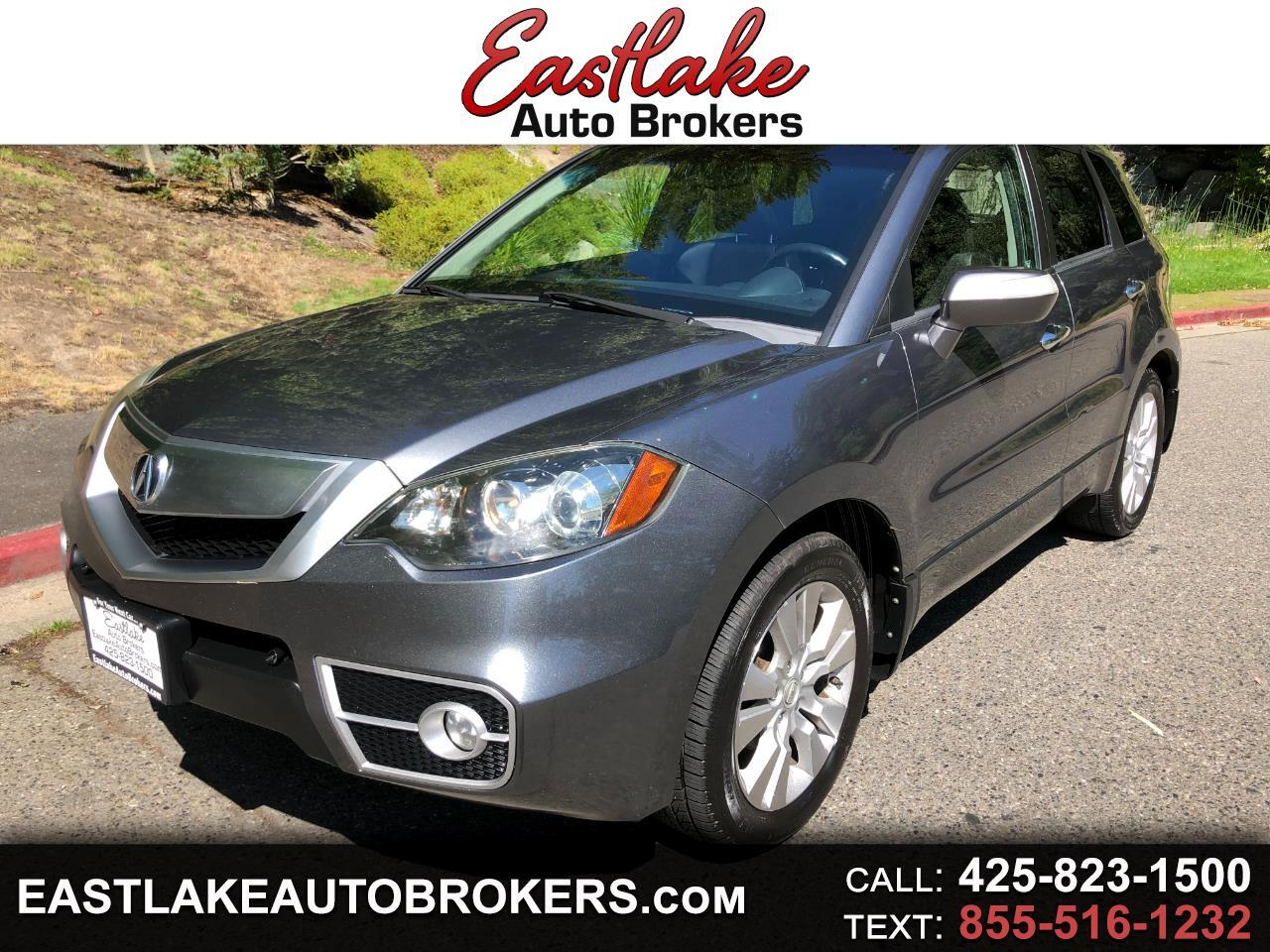 Acura RDX 5-Spd AT SH-AWD with Technology Package 2012