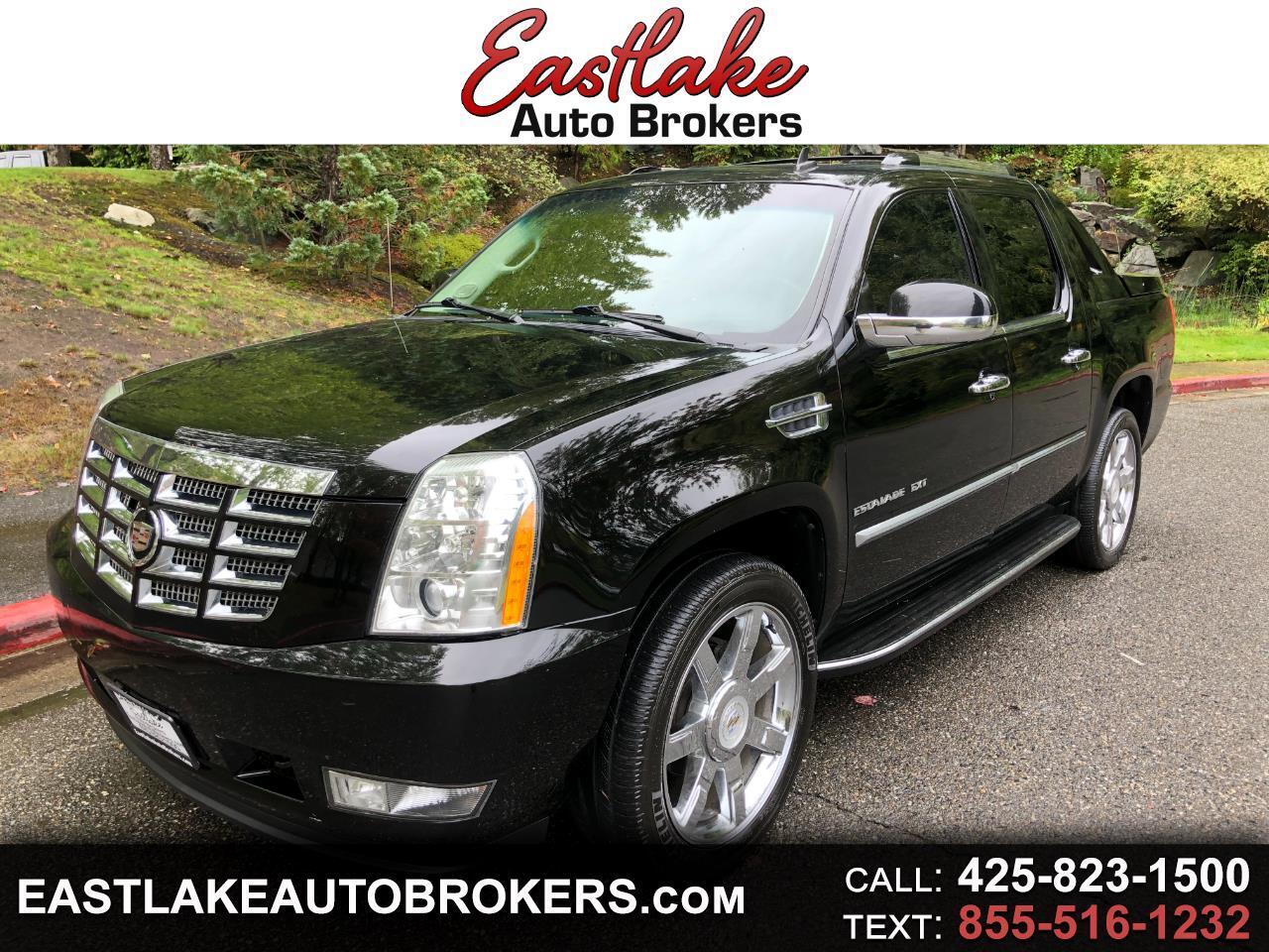 Cadillac Escalade EXT Luxury 2011