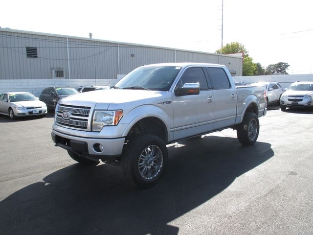 2010 Ford F-150 SuperCrew XL SuperCrew 6.5-ft. Bed 4WD