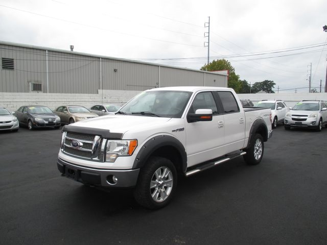 2010 Ford F-150 SuperCrew XLT SuperCrew 6.5-ft. Bed 4WD