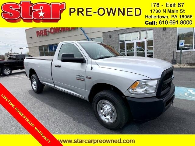 2016 RAM 2500 Tradesman Regular Cab 2WD