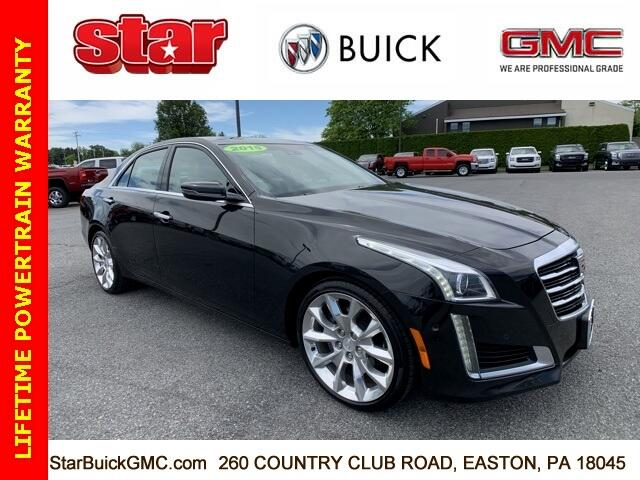 2015 Cadillac CTS 2.0L Turbo Performance AWD