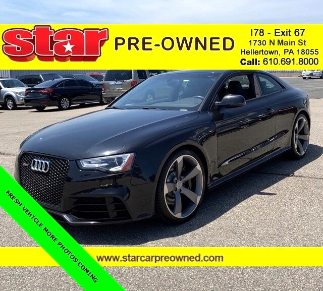 2014 Audi RS5 4.2 Coupe quattro S tronic