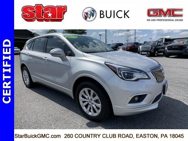 2017 Buick Envision Essense AWD