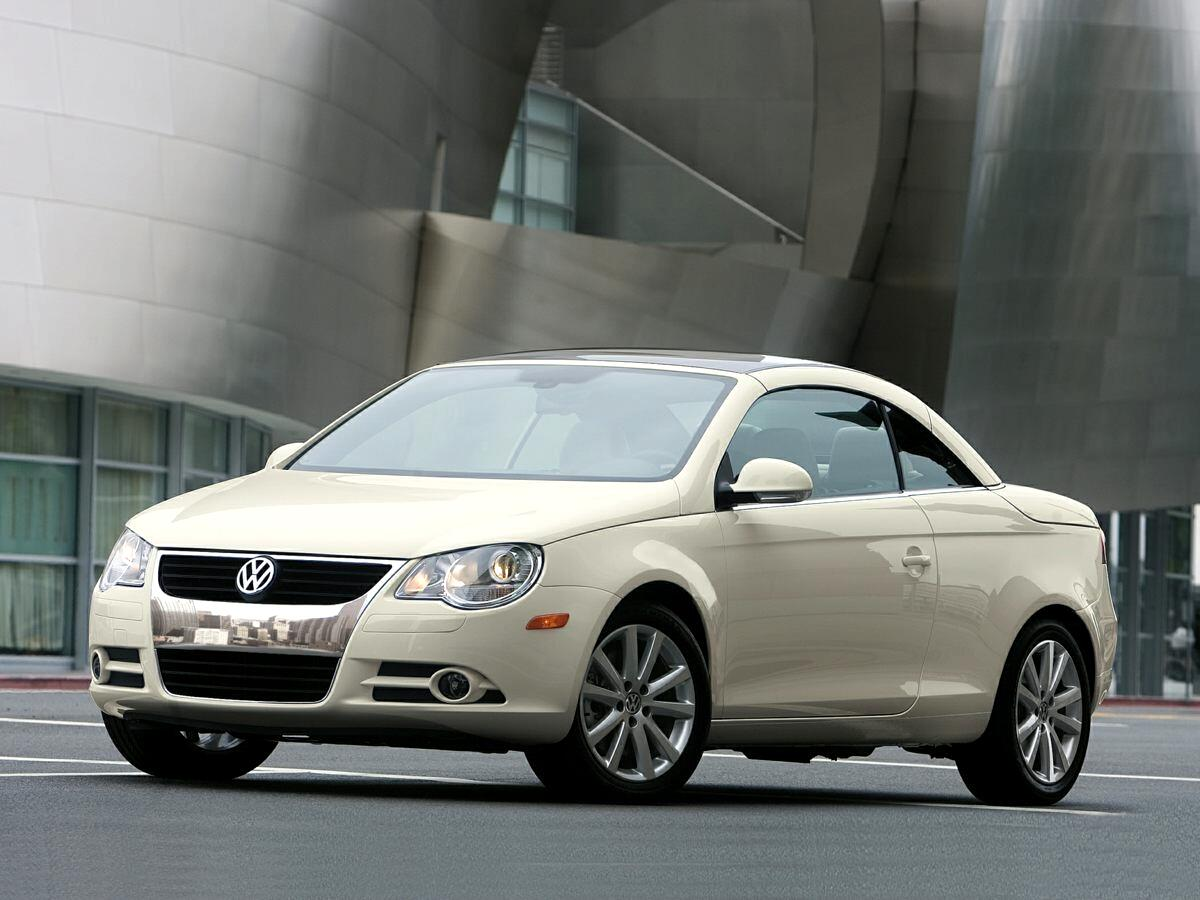 2010 Volkswagen Eos Komfort Edition