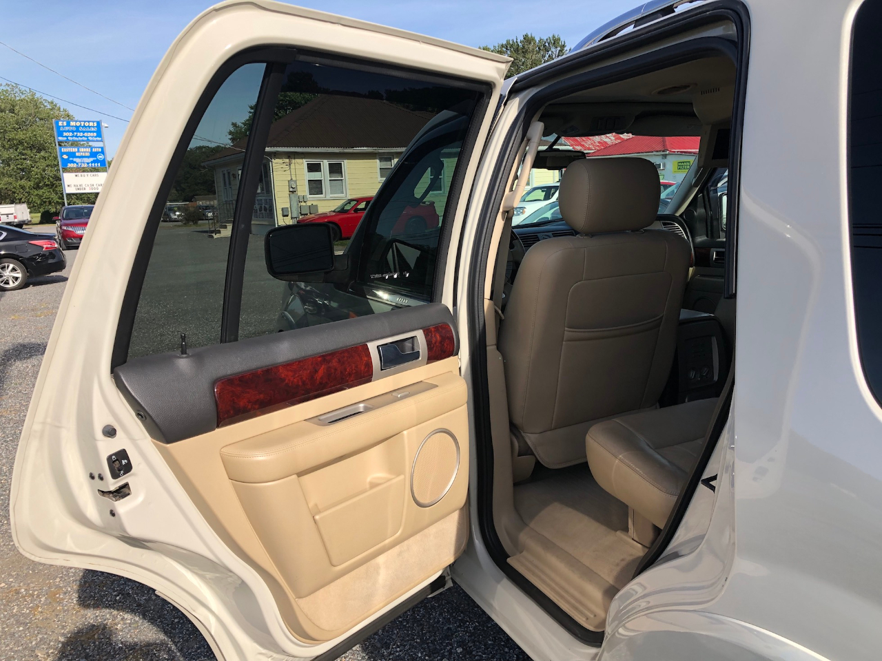 2006 Lincoln Navigator 4WD Luxury
