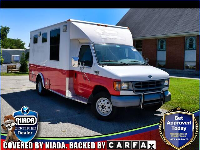 2000 Ford Econoline E-450 Super Duty