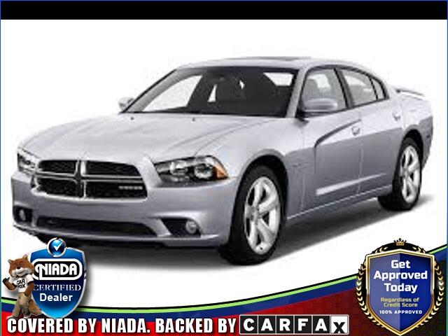 2012 Dodge Charger 4dr Sdn Road/Track RWD
