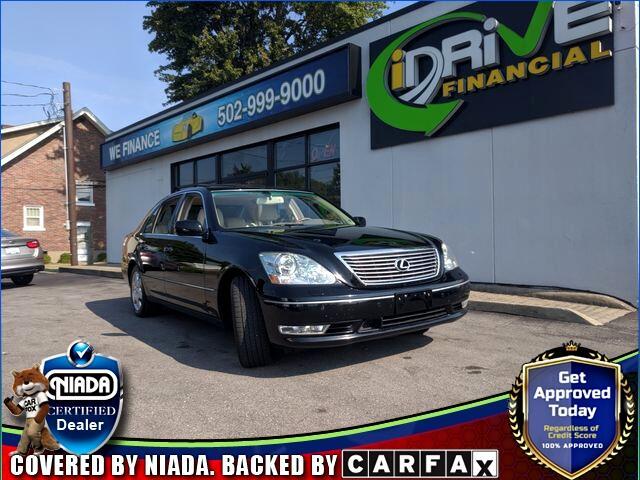 2005 Lexus LS 430 4dr Sdn