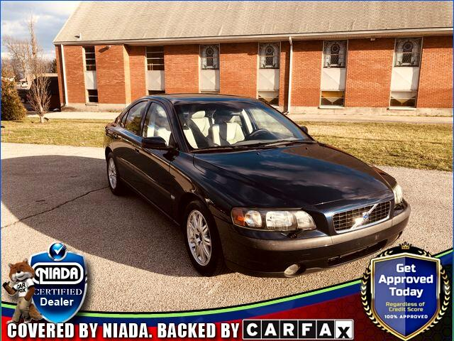 Volvo S60 2.5L Turbo 2004