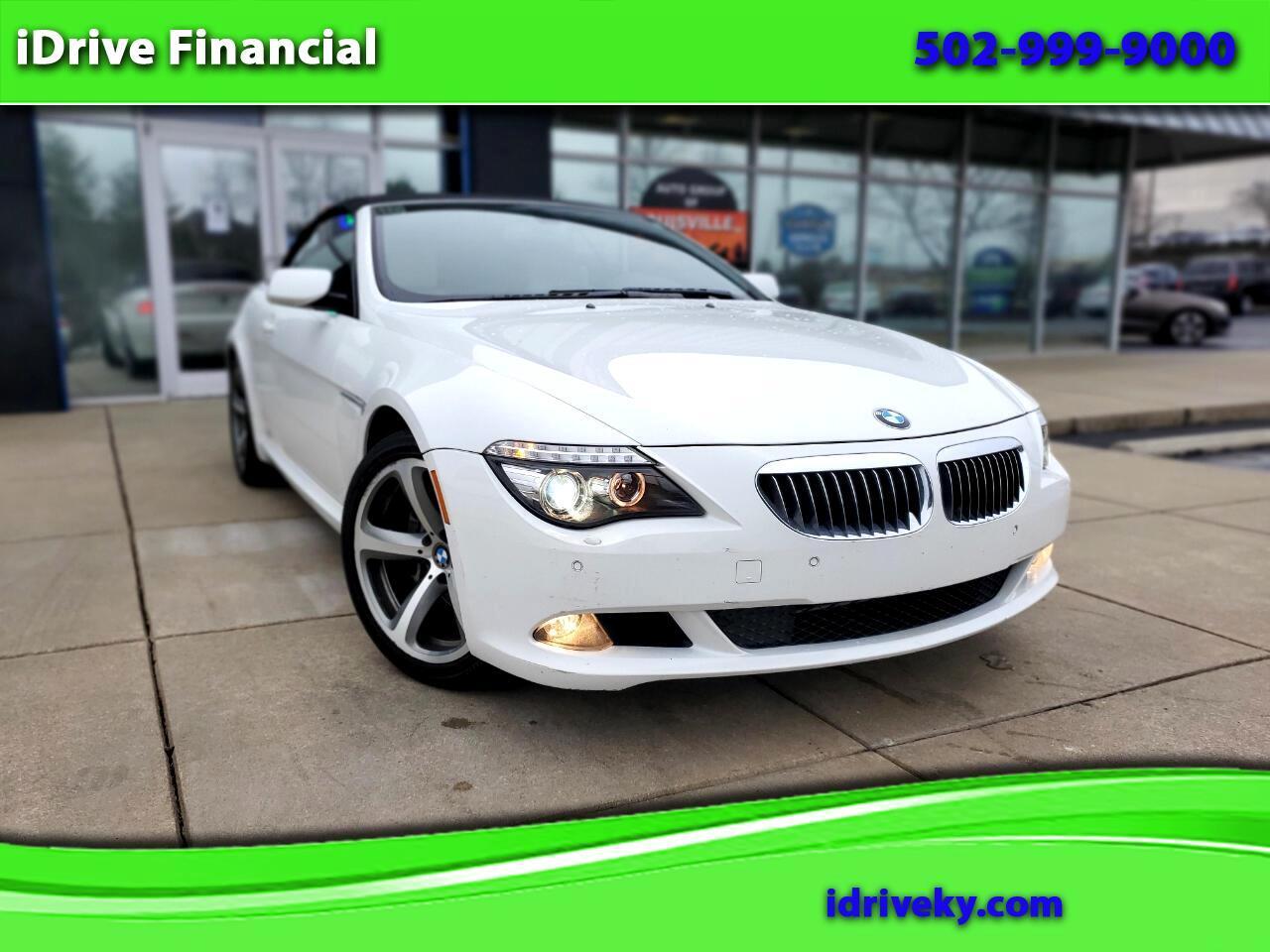 BMW 6 Series  2008