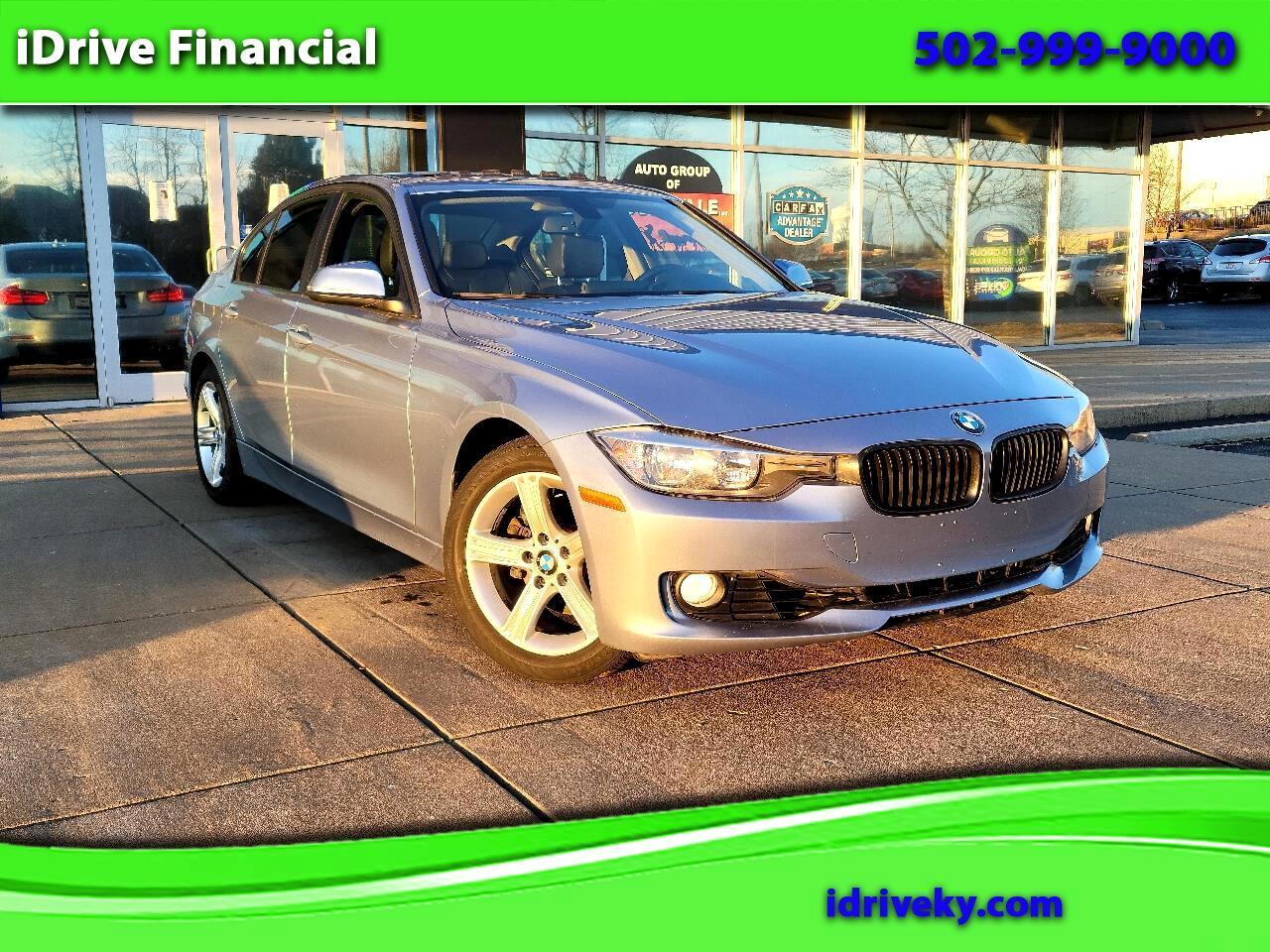 BMW 3 Series  2013