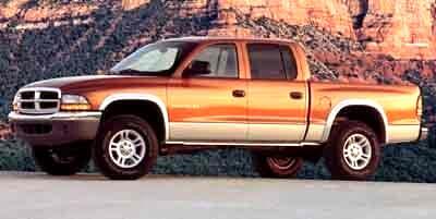 2001 Dodge Dakota Quad Cab 4WD