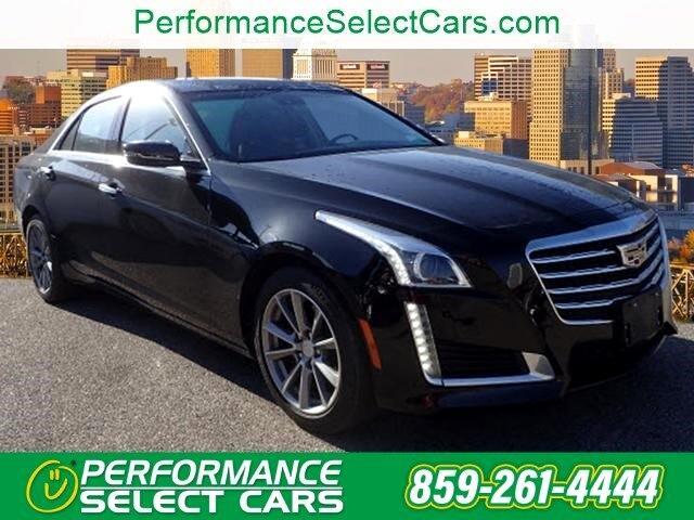 2019 Cadillac CTS 3.6 Luxury