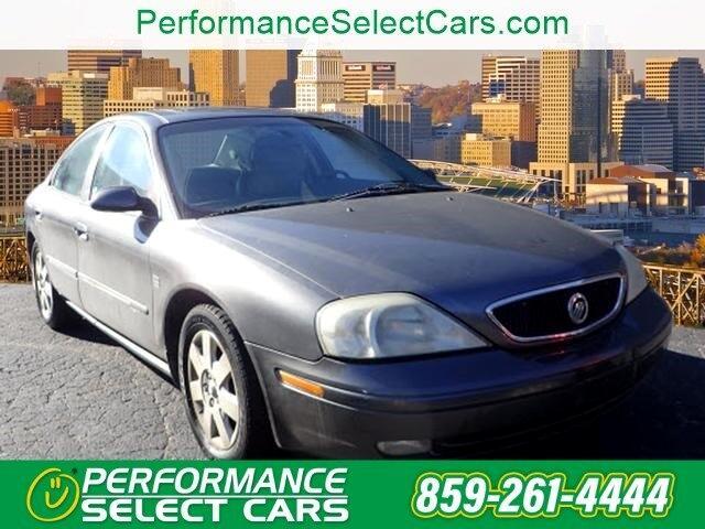 Mercury Sable LS Premium 2002