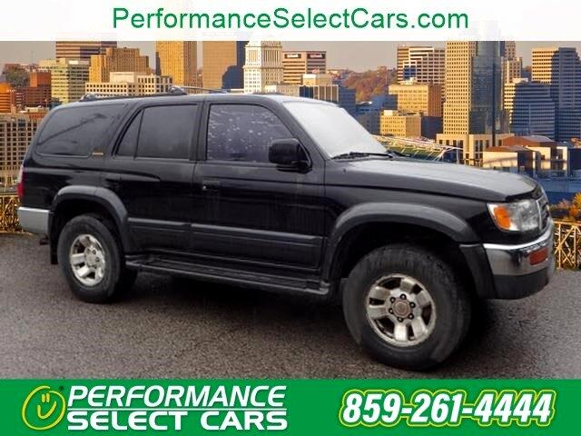 Toyota 4Runner Limited 4WD 1998