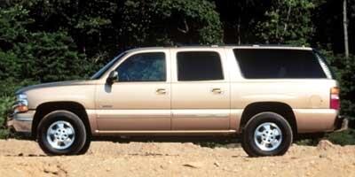 Chevrolet Suburban K1500 4WD 2000