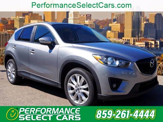 Mazda CX-5 Grand Touring AWD 2015