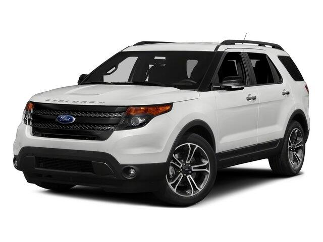 Ford Explorer Sport 4WD 2015