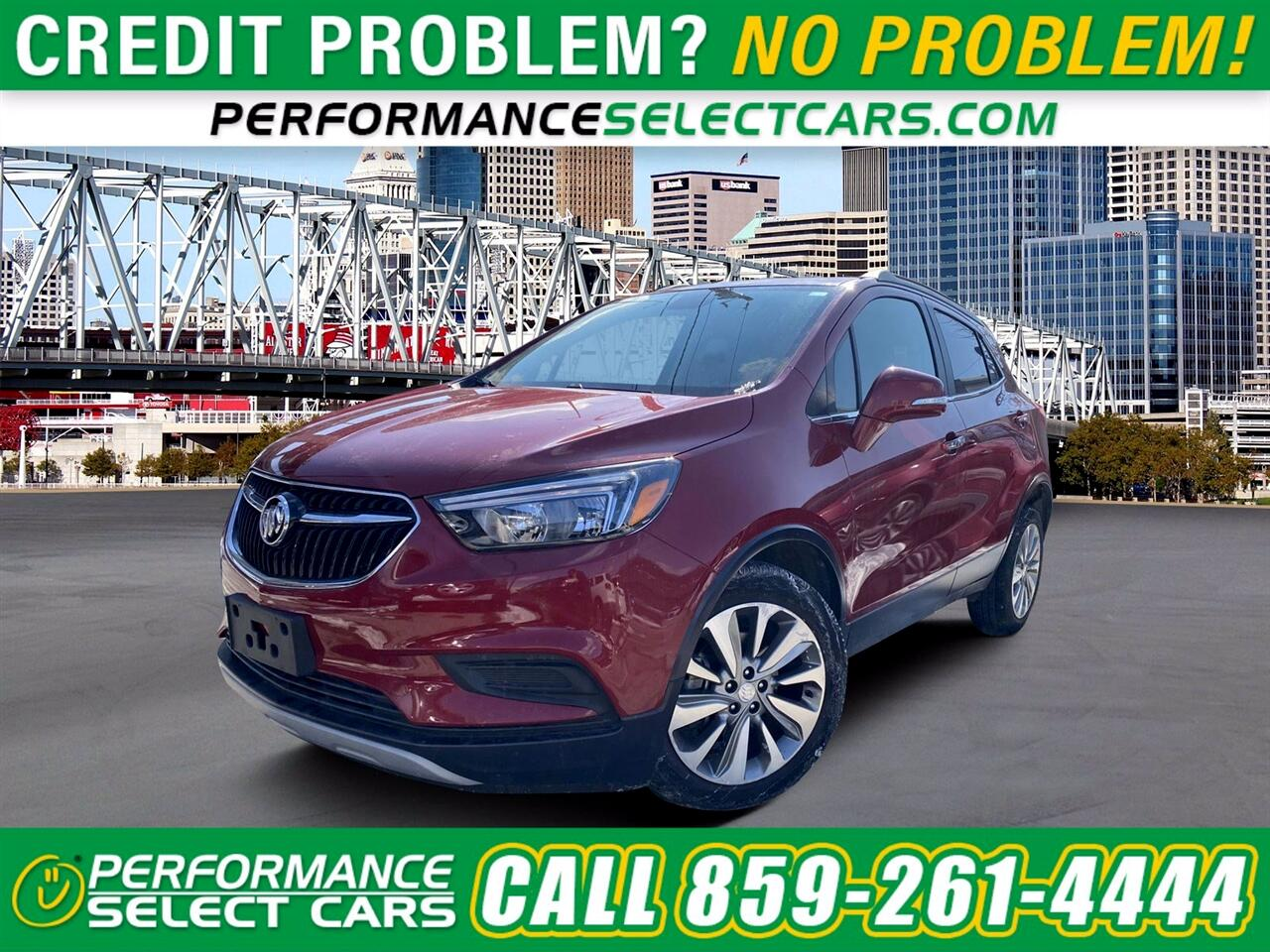 Buick Encore Preferred II AWD 2017
