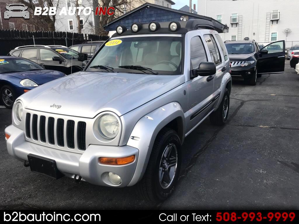 Jeep Liberty Sport 4WD 2004