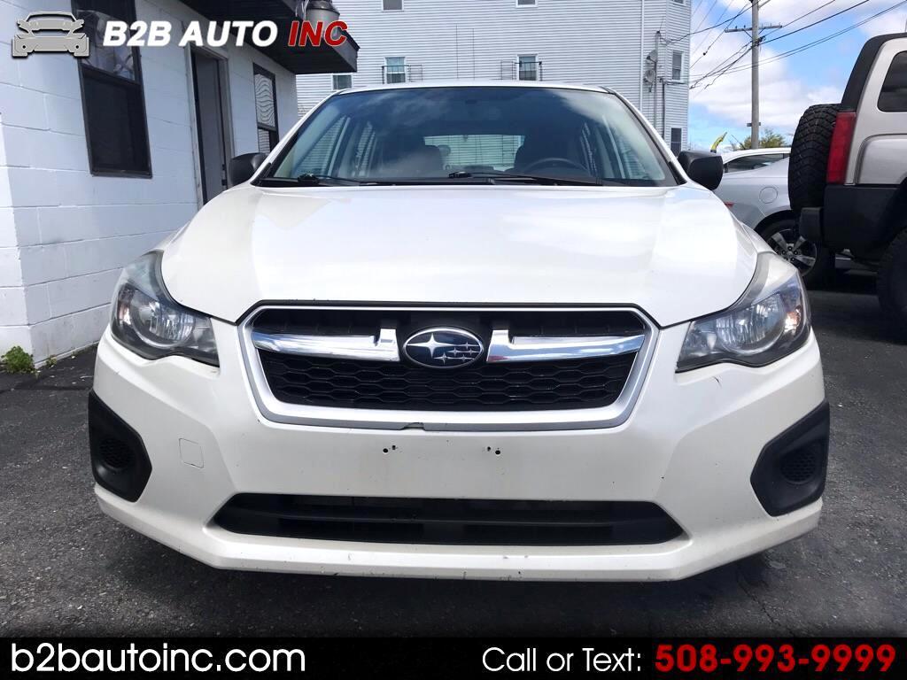 2014 Subaru Impreza Base 5-Door