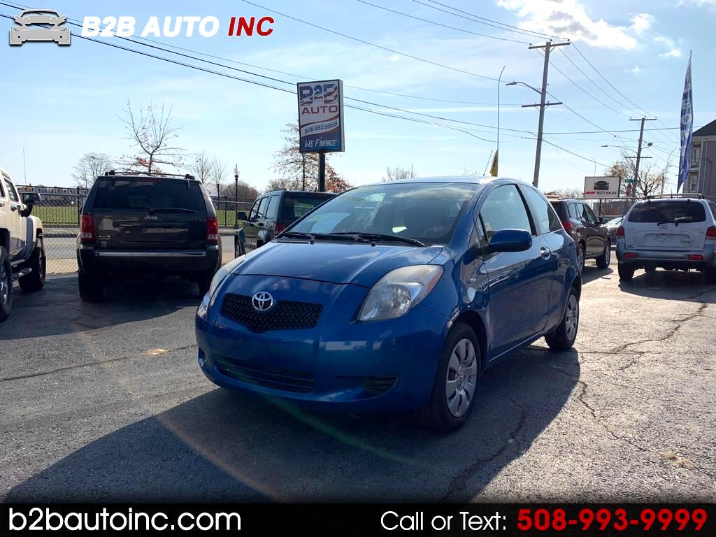 2008 Toyota Yaris Liftback