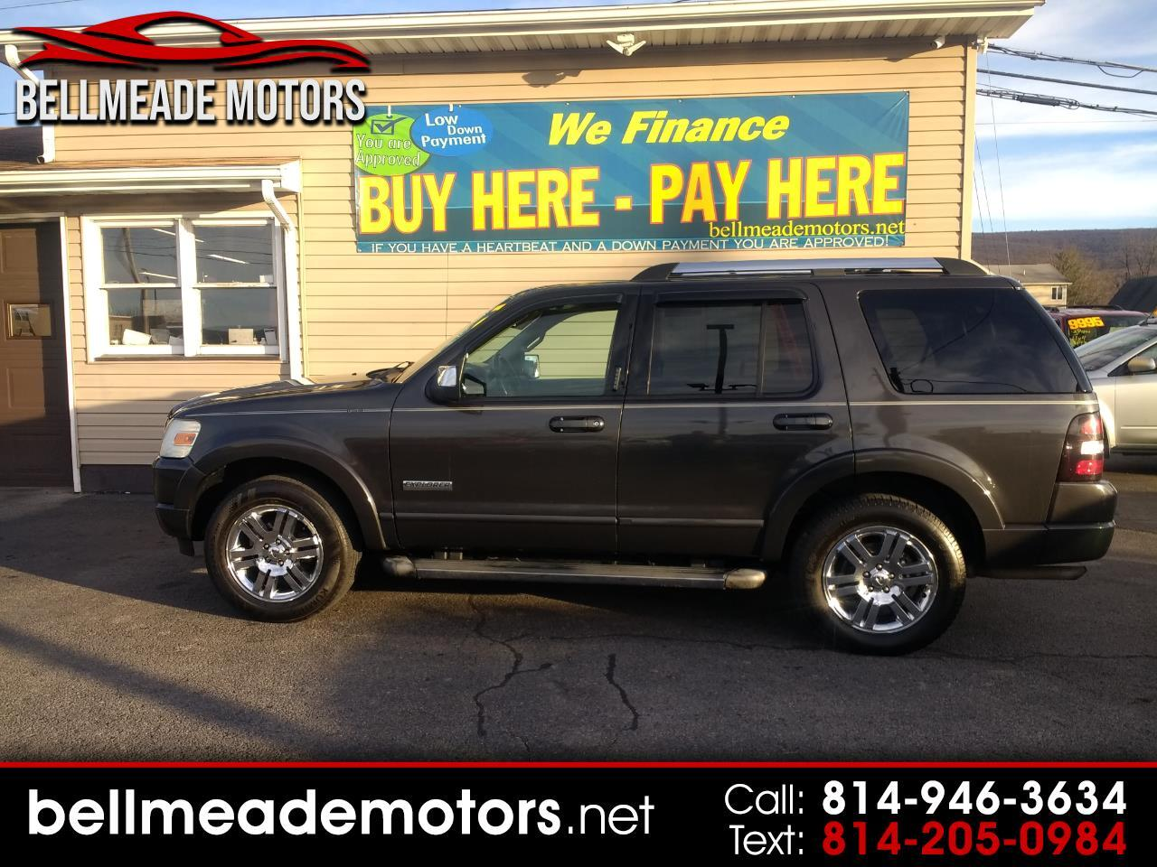 Ford Explorer 4WD 4dr V6 Limited 2007
