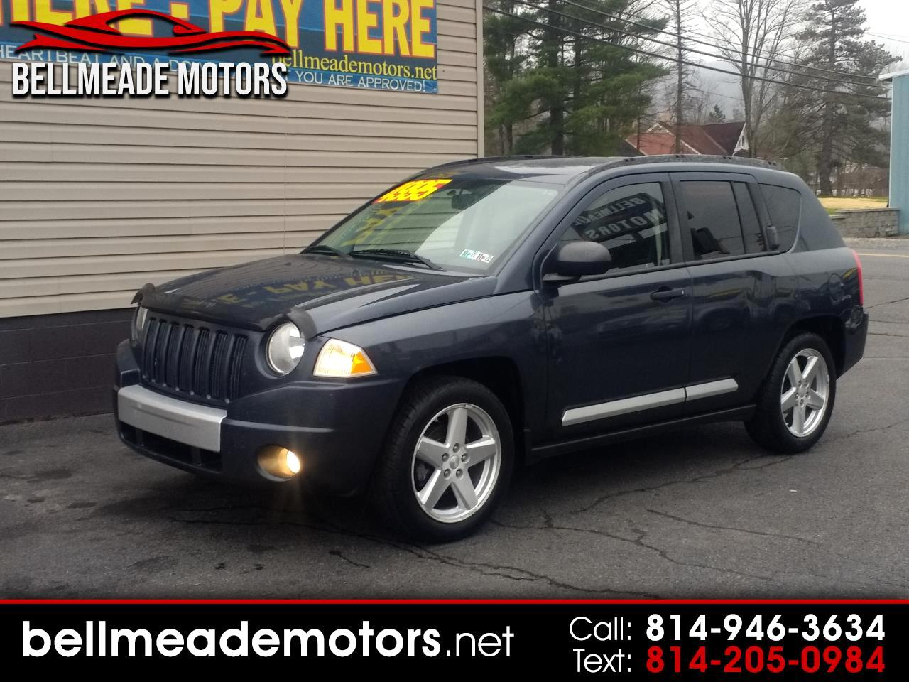 2008 Jeep Compass 4WD 4dr Limited