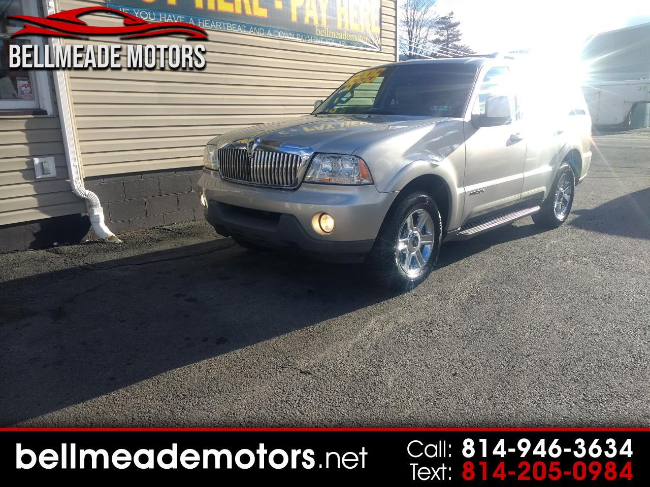 Lincoln Aviator 4dr AWD 2005