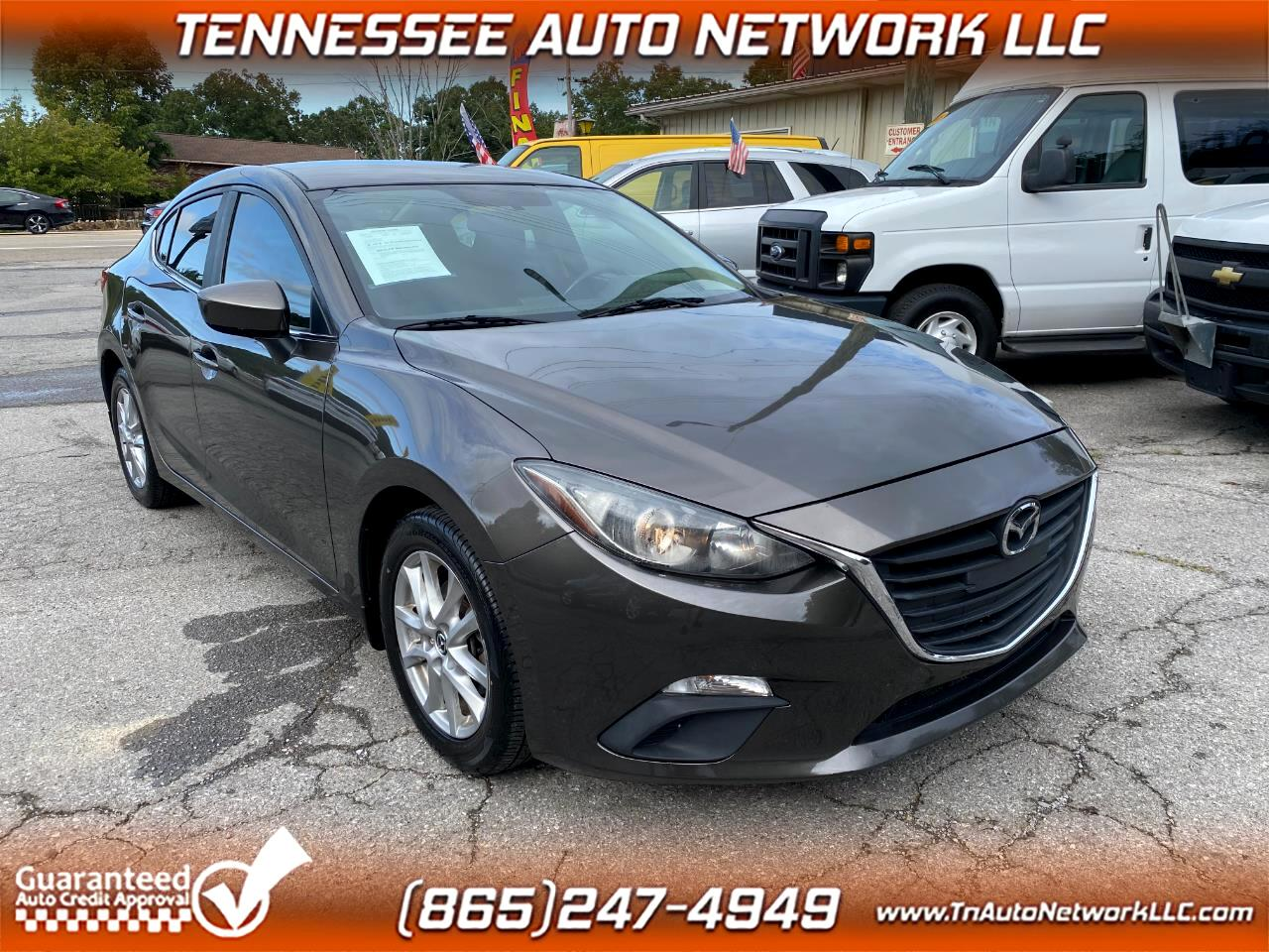 Mazda MAZDA3 i Touring AT 4-Door 2014
