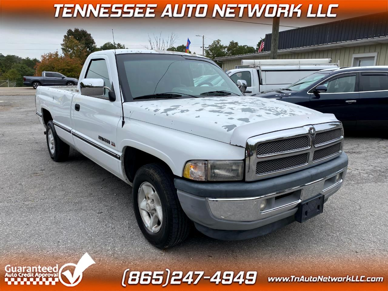 Dodge Ram 1500 WS Reg. Cab 6.5-ft. Bed 2WD 1996