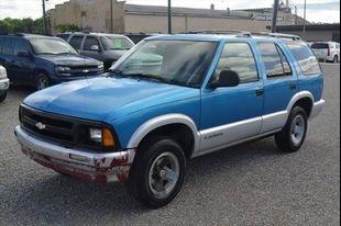 1995 Chevrolet Blazer 4-Door 2WD