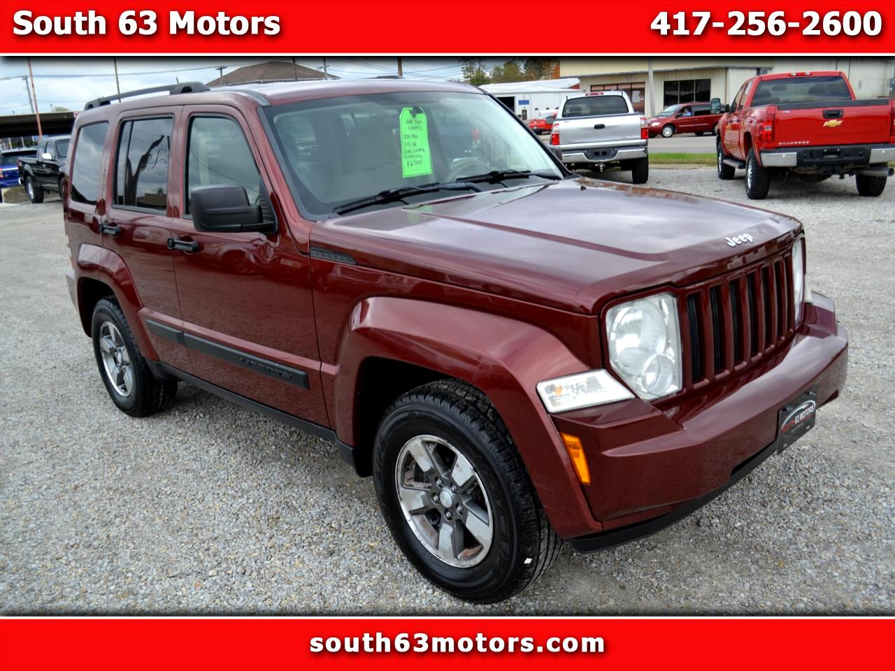 Jeep Liberty 2WD 4dr Sport 2008
