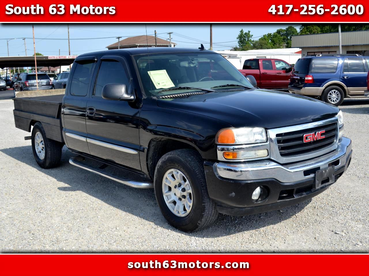 GMC Sierra 1500 SLT Ext. Cab Short Bed 4WD 2006