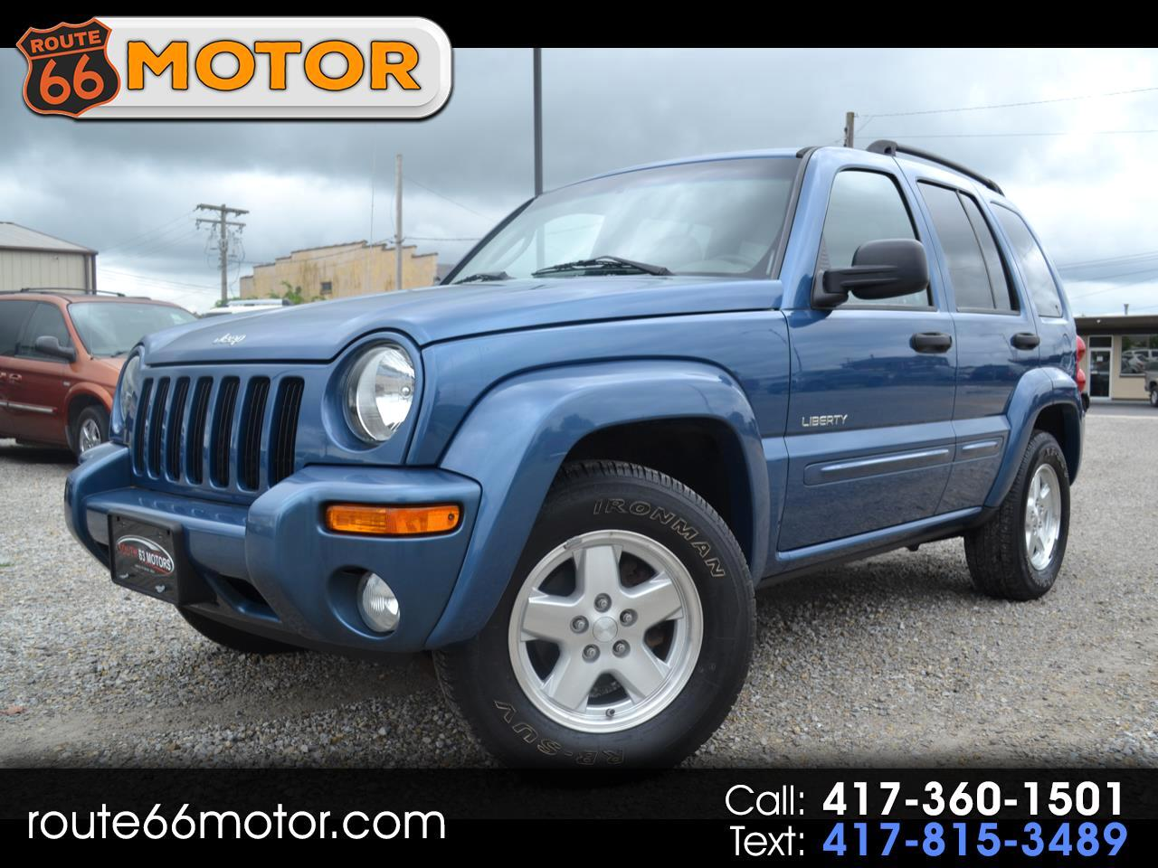 Jeep Liberty Limited 2WD 2004