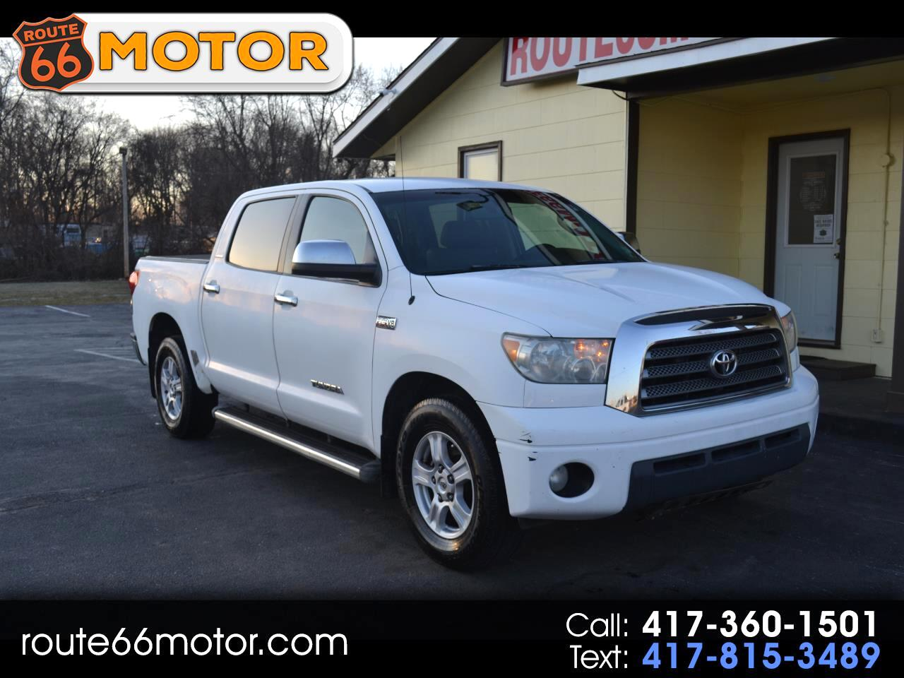 Toyota Tundra Limited CrewMax 6AT 2WD 2007