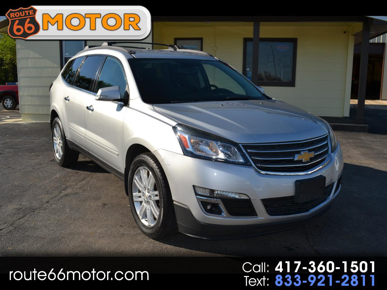 Chevrolet Traverse 1LT FWD 2013