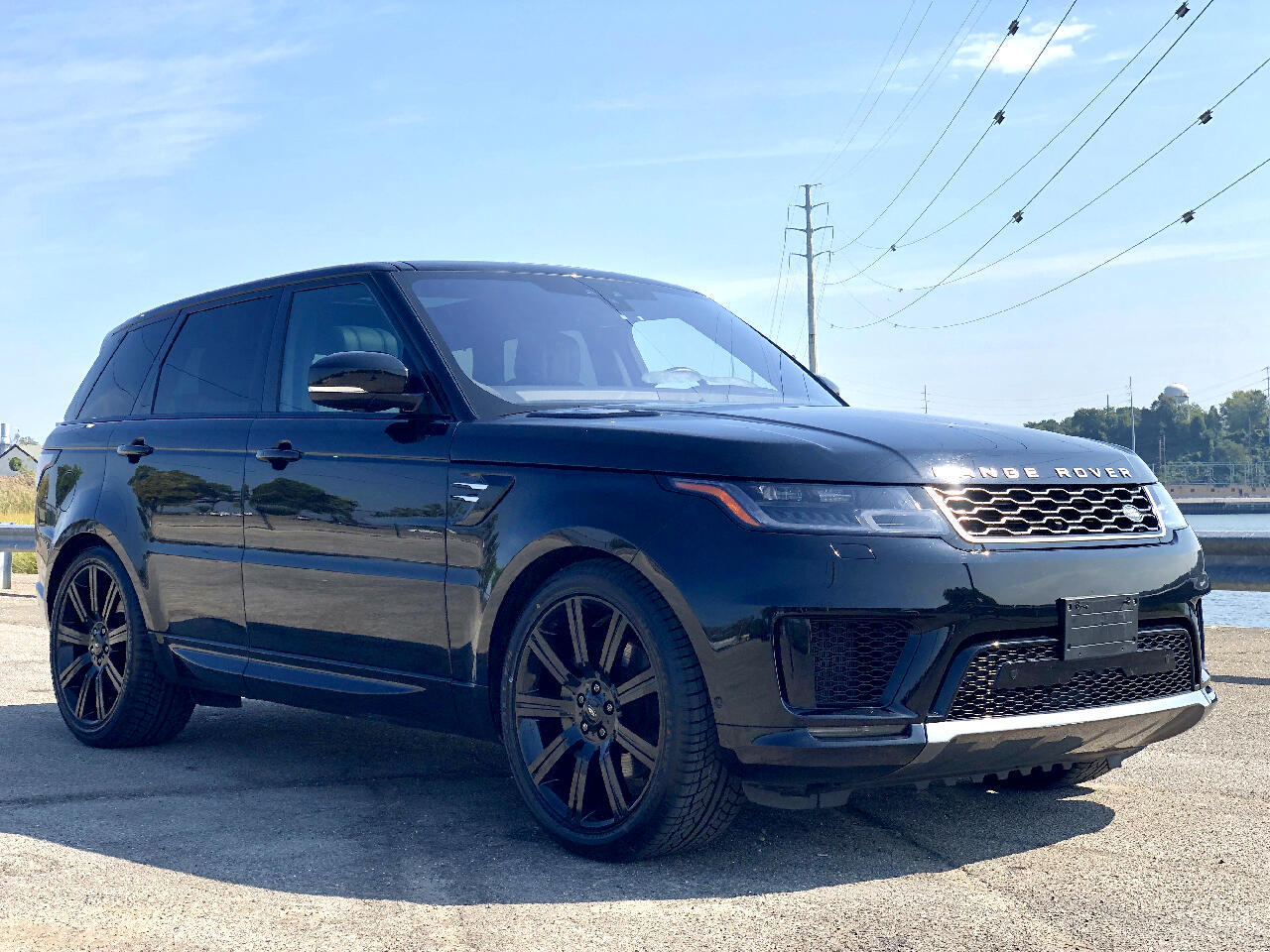 Land Rover Range Rover Sport V6 Supercharged HSE *Ltd Avail* 2019