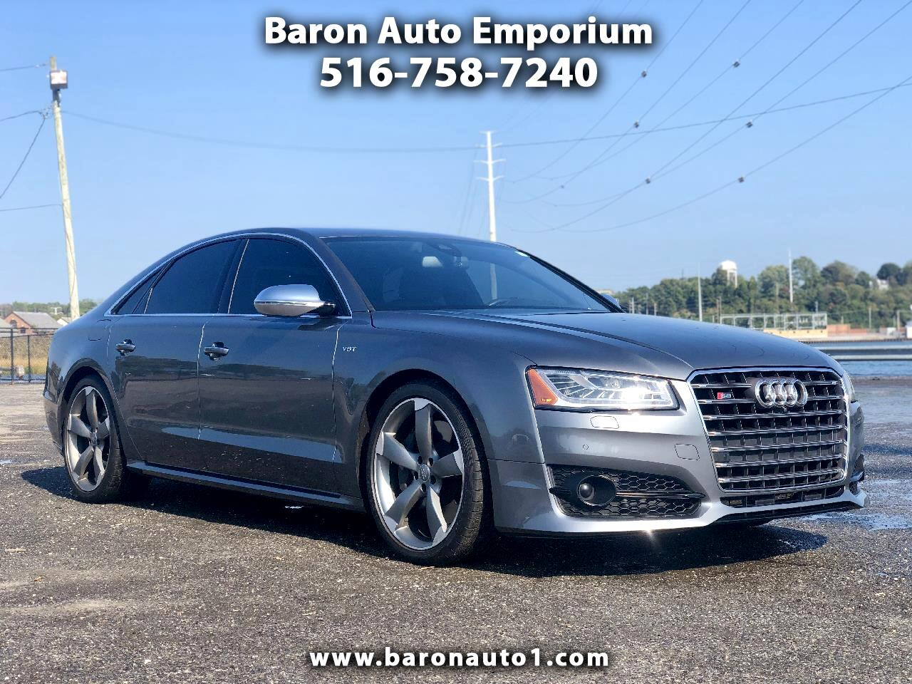 Audi S8 4dr Sdn 2015