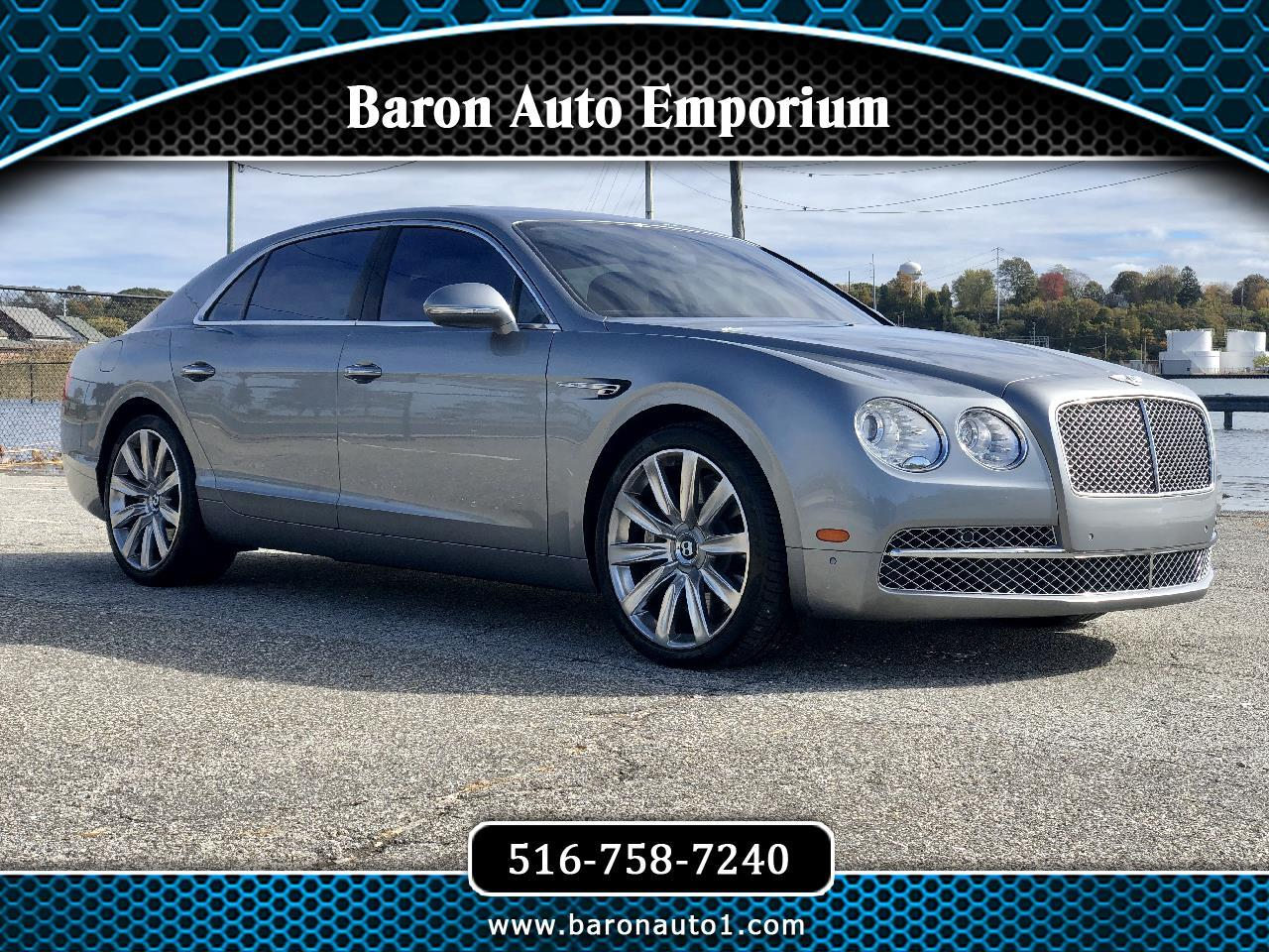 Bentley Flying Spur 4dr Sdn 2014