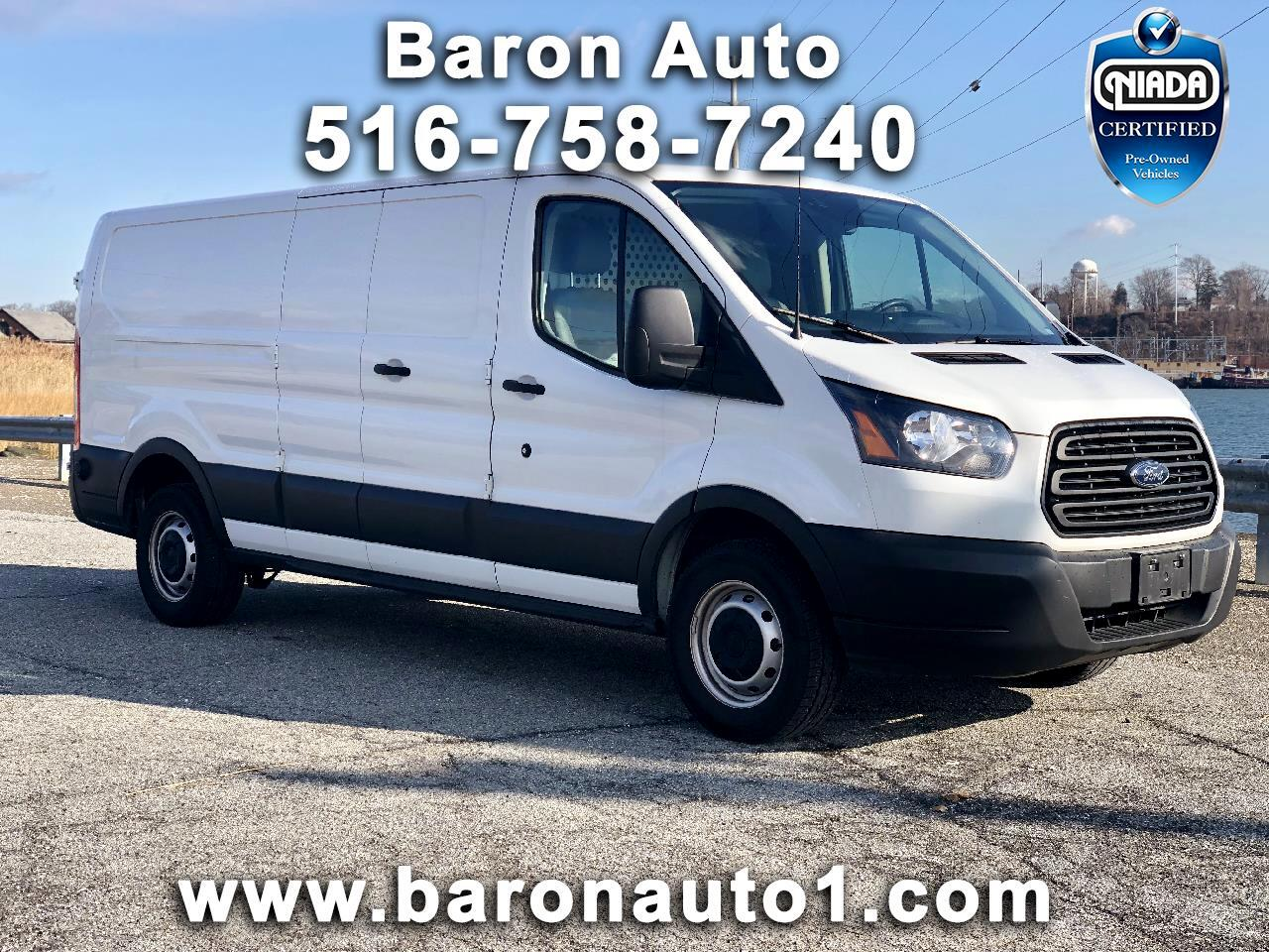 "Ford Transit Van T-150 148"" Low Rf 8600 GVWR Swing-Out RH Dr 2019"